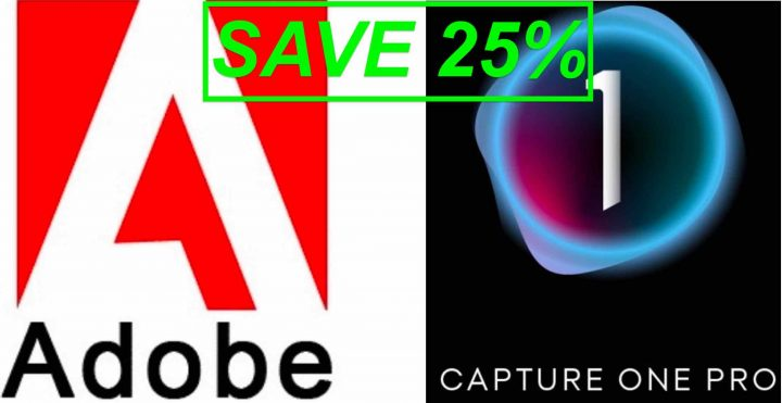 Save 25 On Adobe Creative Cloud And Capture One 20 Why Fujirumors Is Happy With Capture One But Even More With Fujifilm Fuji Rumors