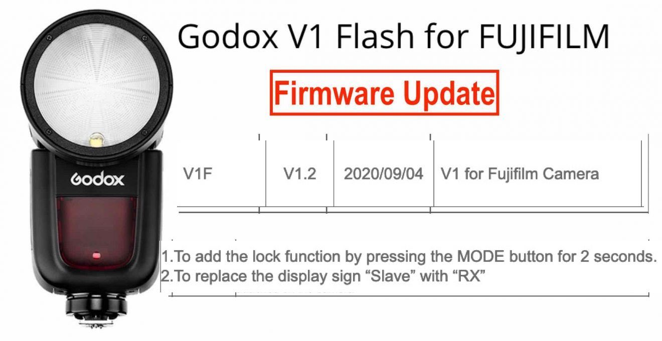 New Godox V1 Firmware Testing Profoto Connect For Fujifilm Tips And Tricks And More Flash Roundup Fuji Rumors