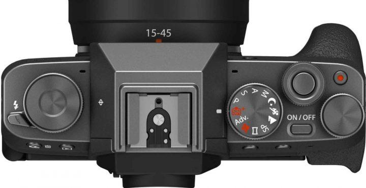 image: Fujifilm X-T200