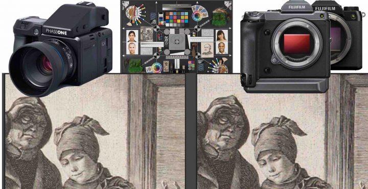 DPReview Studio Test Scene: 150MP Phase One XF IQ4 vs Fujifilm GFX100(S) vs Sony A7RIV vs Panasonic S1R vs Fujifilm X-T4 - Fuji Rumors