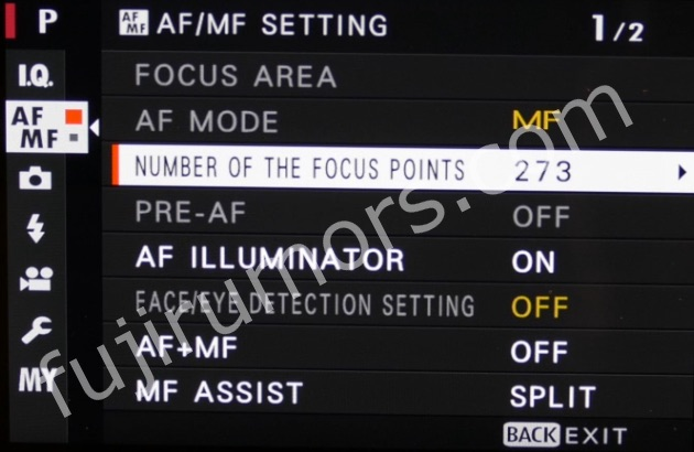 Focus Points