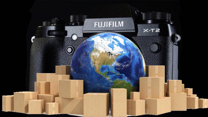 Fuji X-T2 BHphoto