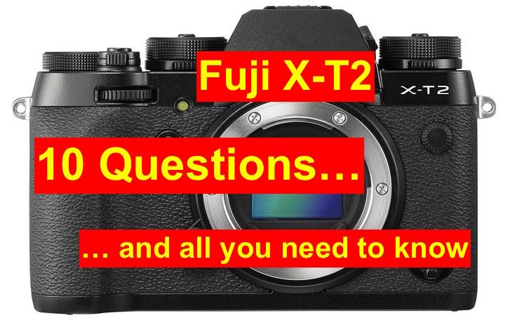 Fuji XT2