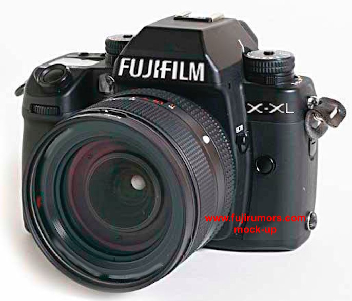 Fujifilm Medium Format. Rangefinder or DSLR style? The Answer is