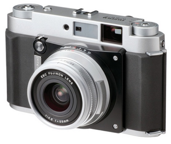 Fujifilm Medium Format Mirrorless Camera