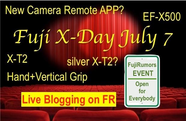 Live Blogging FR