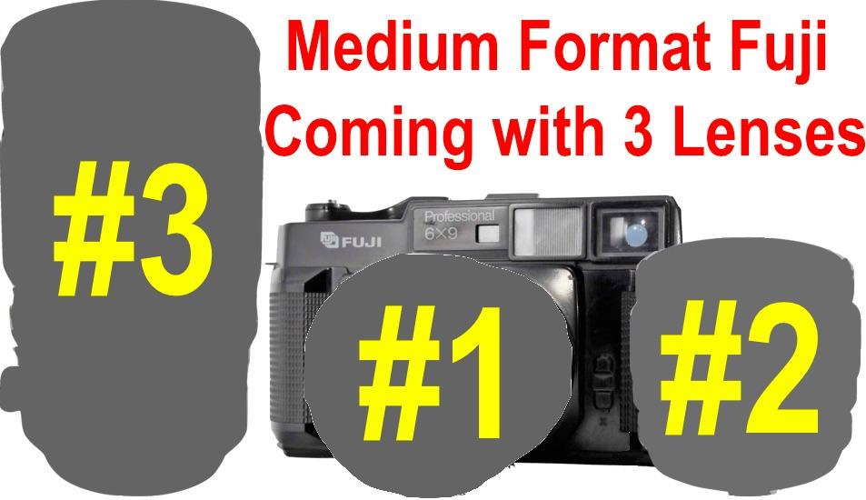 Medium Format Fuji