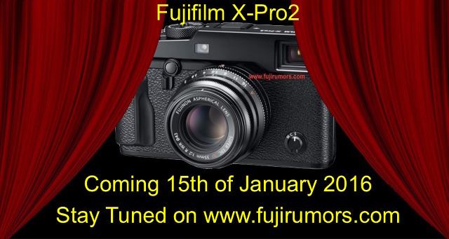 FUJIFILM X-PRO2: Specs Leaked by digicame-info (all FR