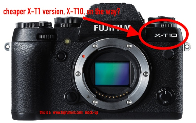 Fujifilm X-T10 Will Feature The Same Sensor Of The X-T1 ! (new Source)