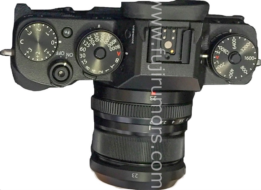 XF23mmF2 WR Lens Hood