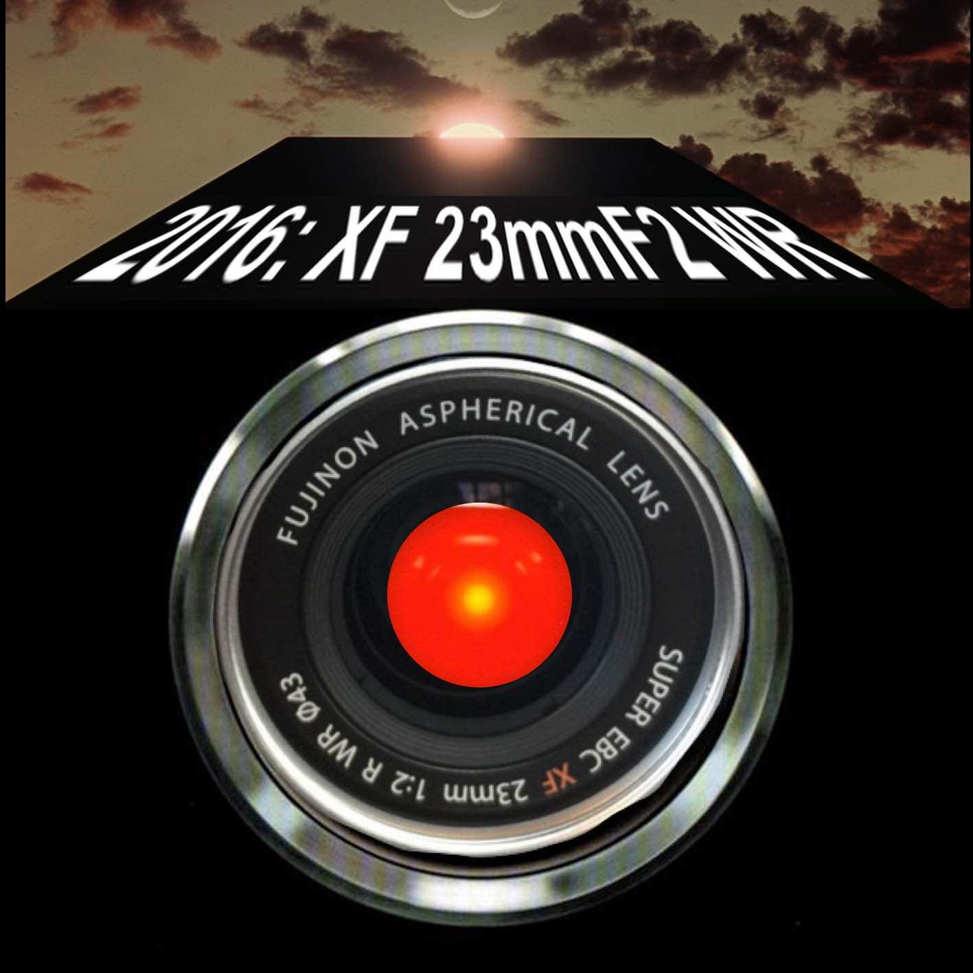 XF23mmF2 WR
