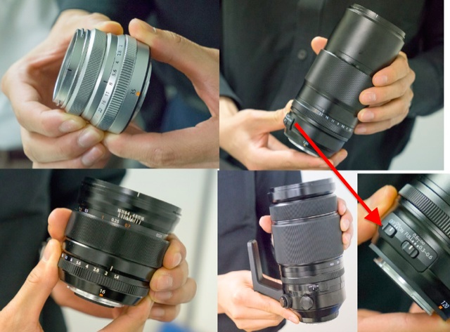 "DPR Hands-On Photos With All Lens Prototypes + XF 120mmF2.8: ""You Can Expect A Lot From This Lens!"""