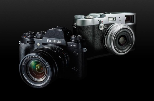 "Fujifilm X-T1 And X100T Elected ""Japanese Historical Cameras"" By The Japanese Camera Museum"