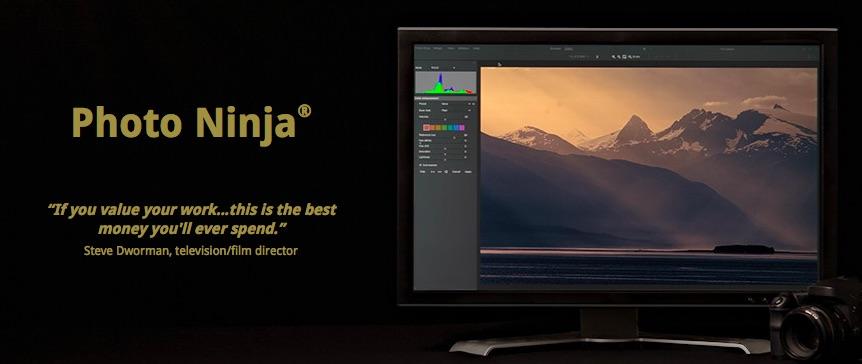 photo ninja Fujifilm